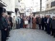 زيارات شهداء خانيونس حماس حملة