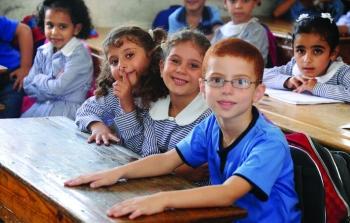 طلاب مدارس