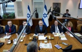 الحكومة الاسرائيلية نتنياهو