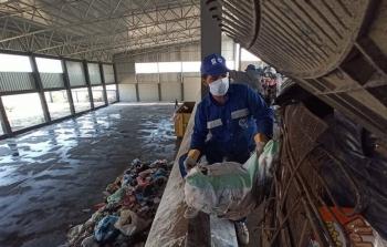 عمال نظافة بلدية بلديات كورونا