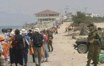 الانسحاب من غزة